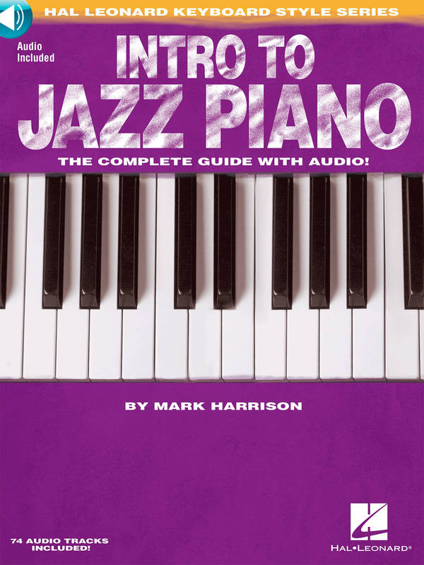 Intro to Jazz Piano - Hal Leonard Keyboard Style Series