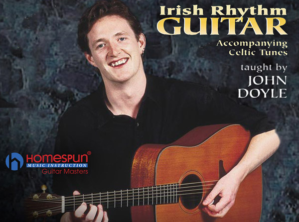 Irish Rhythm Guitar