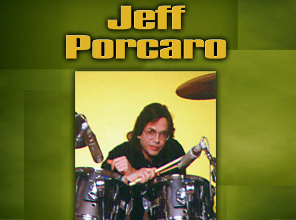 Jeff Porcaro Instructional Drums