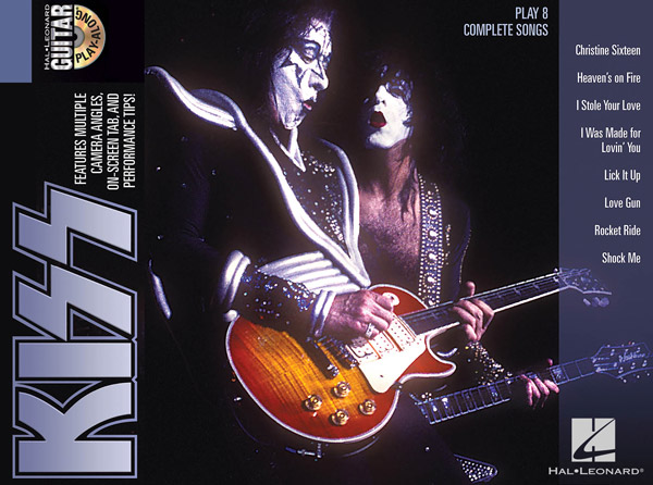 KISS: Guitar Play-Along