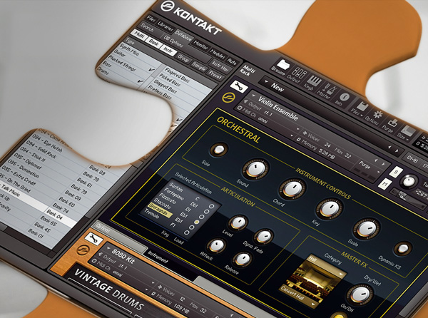 KONTAKT Explained<sup>&reg;</sup> Video Tutorial Series