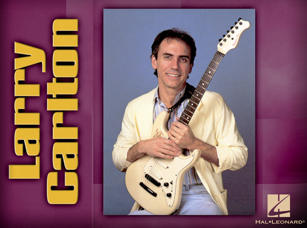 Larry Carlton - Guitar Instruction