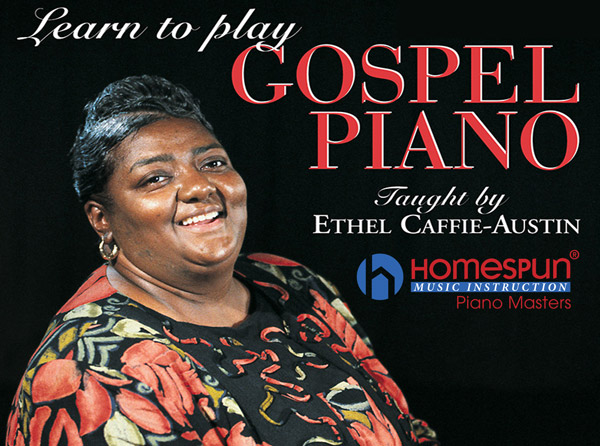 Gospel Piano Training Videos - Gospel Piano tutorial by Dr. Ethel...
