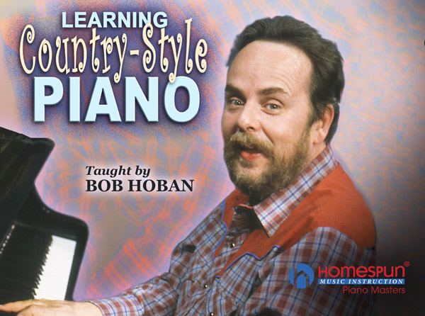 Learn Country Style Piano Video Tutorial Series