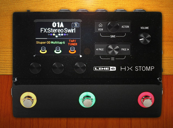Line 6 HX Stomp Explained
