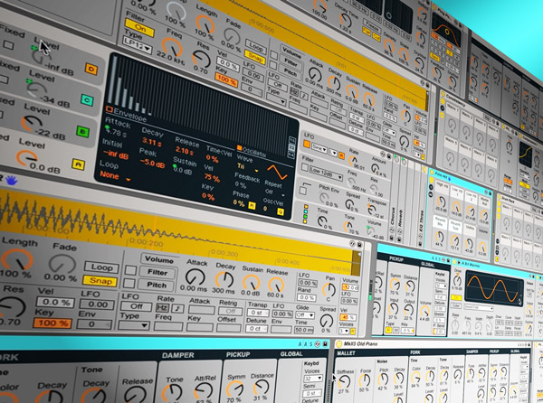 Ableton Live Racks Explained