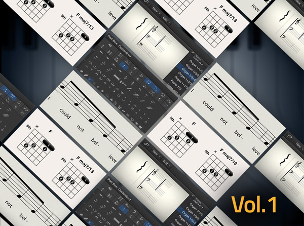 Logic Pro X Score Editor Explained Vol 1