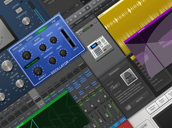 Logic Pro X 10.1 Update Explained