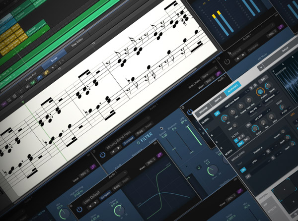 Logic Pro X 10.2.1 Update Explained