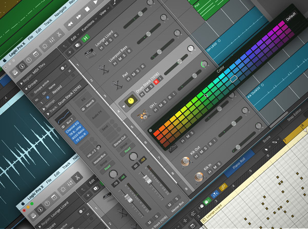 Logic Pro X 10.3 Update Explained