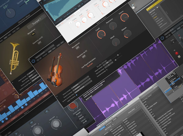 Logic Pro X 10.4 Update Explained