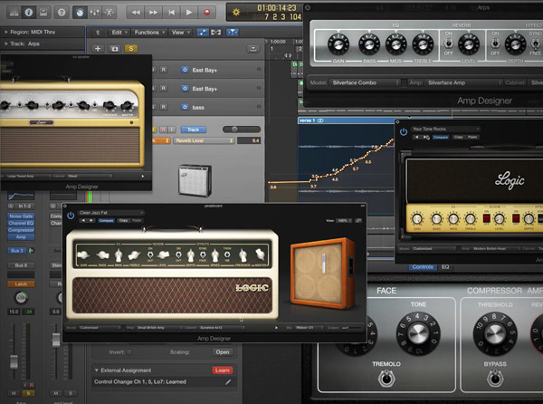 Logic Pro X Know-How: Amp Designer