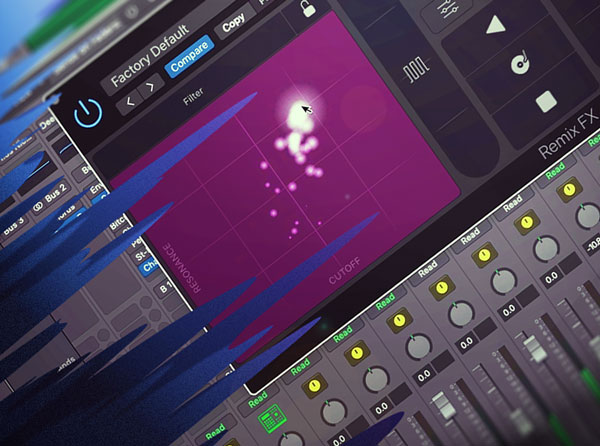 Logic Pro X: Mixing Electronic Music