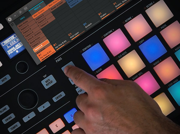 MASCHINE Know-How: Ideas View