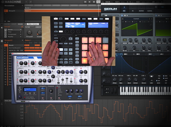 MASCHINE Know-How: Instruments & Automation