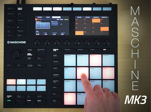 MASCHINE MK3: Getting Started
