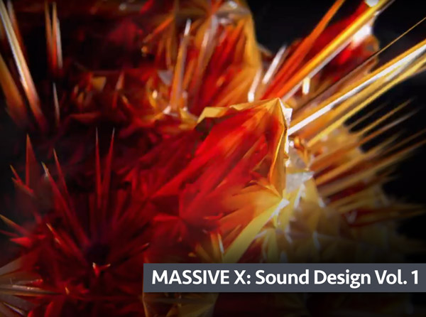 MASSIVE X: Sound Design Vol 1