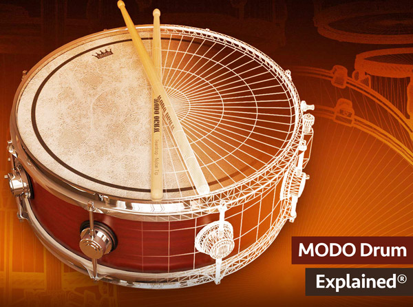 MODO Drum Explained