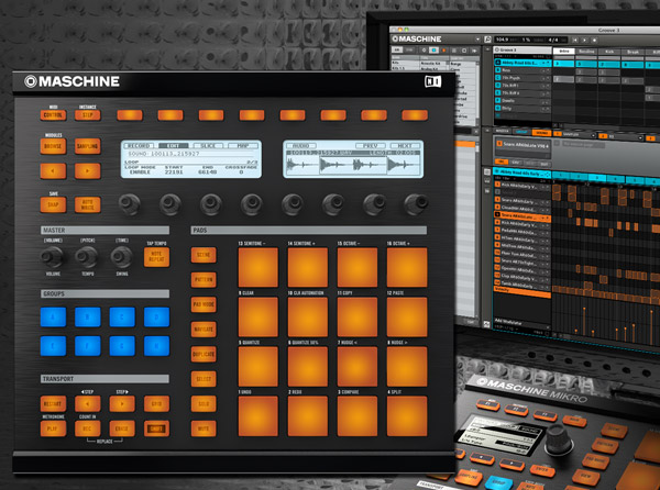 MASCHINE Explained