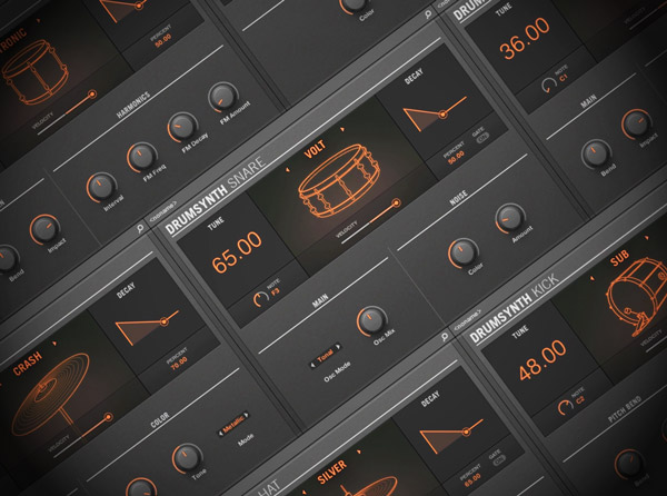 MASCHINE Know-How: Drum Synths