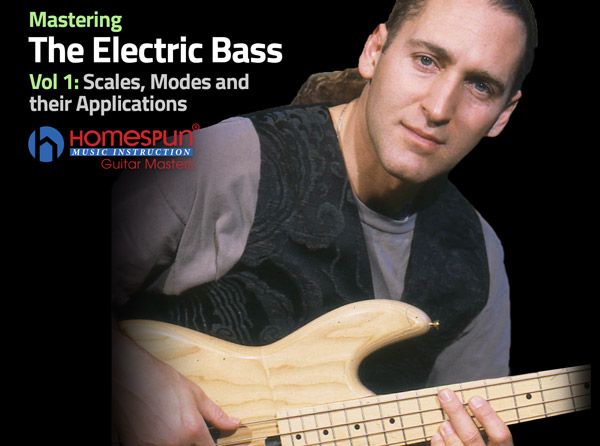 Mastering the Electric Bass Vol 1
