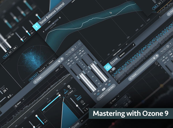 Mastering with Ozone 9