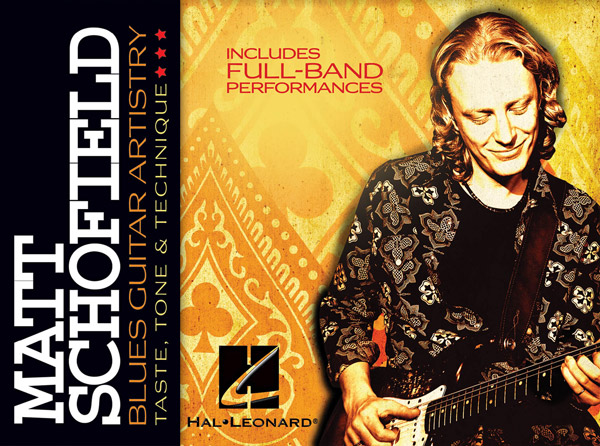 Matt Schofield - Blues Guitar Artistry