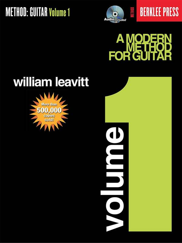 Method Guitar: A Modern Method for Guitar Volume 1