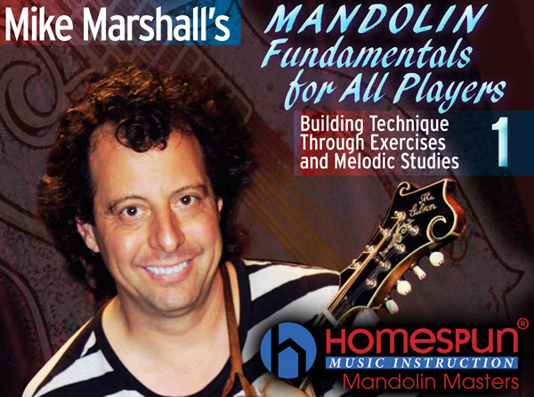 Mike Marshall Mandolin Fundamentals for All Players Pt. 1