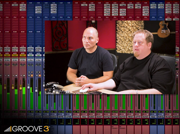 Mix Review with Bob Horn & Erik Reichers - Episode 1