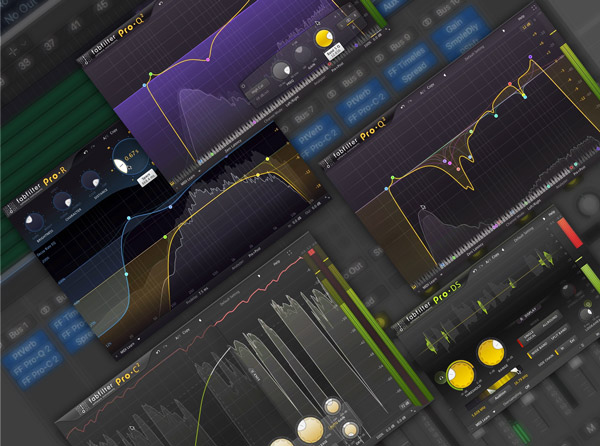 Mixing with FabFilter Plug-Ins