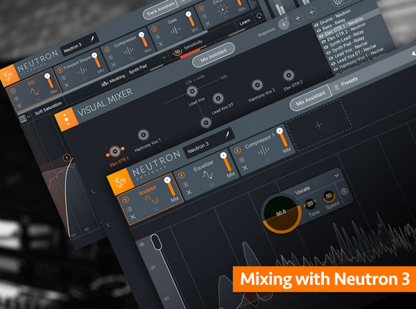 Mixing with Neutron 3