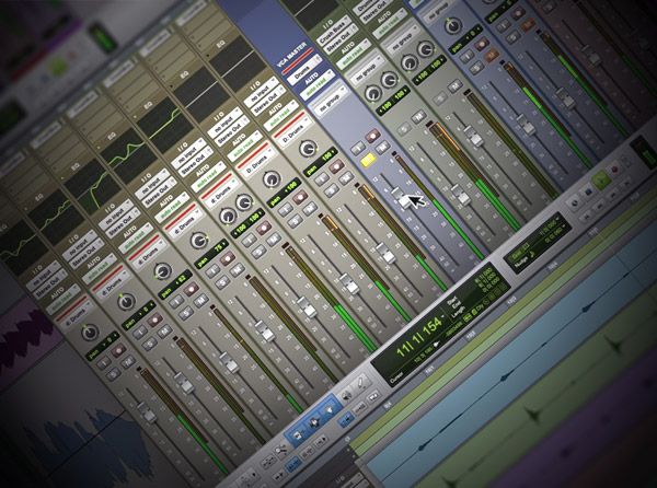 Mixing with Pro Tools