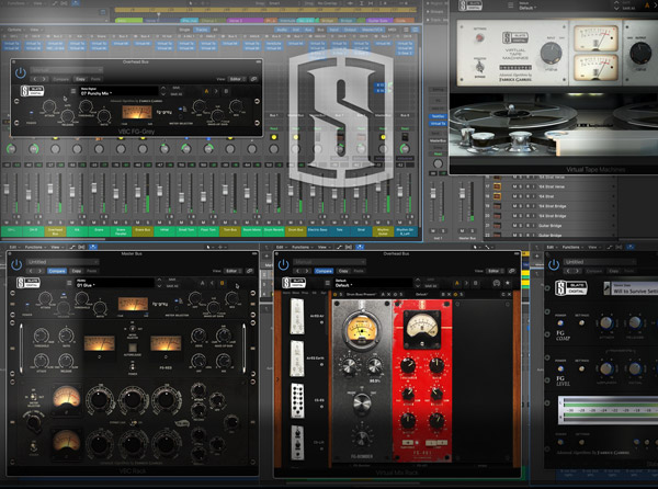 Mixing with Slate Plug-Ins