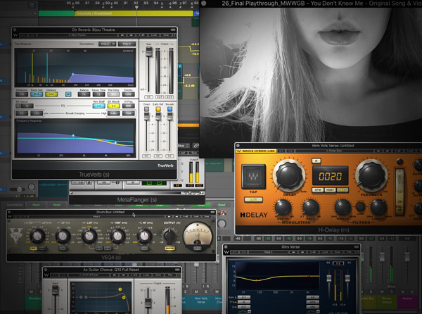 Mixing with Waves Gold Bundle
