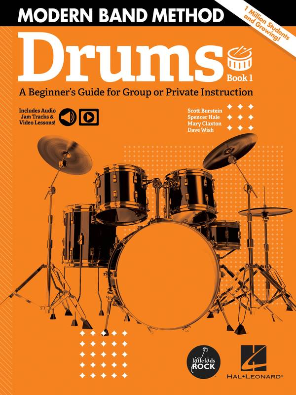 Modern Band Method - Drums Book 1