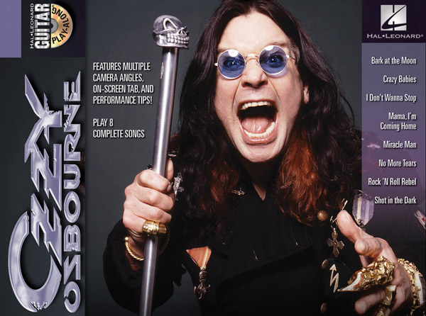 Ozzy Osbourne: Guitar Play-Along
