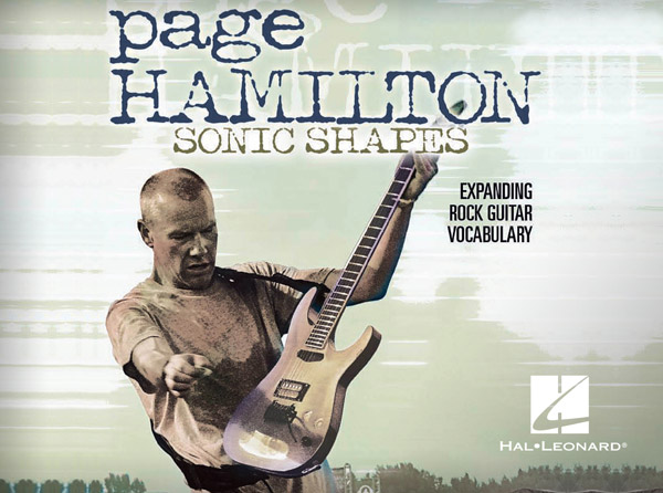 Page Hamilton - Sonic Shapes