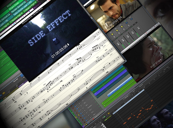 Perspectives: Film Scoring in Logic Pro X