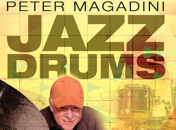 Peter Magadini Jazz Drums