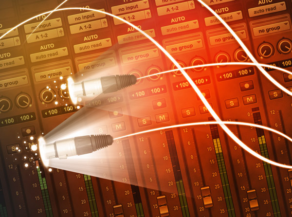 Pro Tools Signal Flow Explained