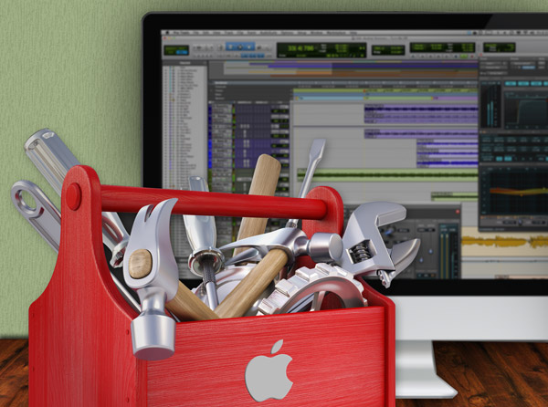 Pro Tools Toolkit for Mac