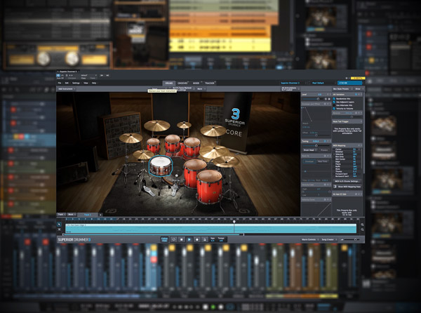 Producing Drums with Superior Drummer 3