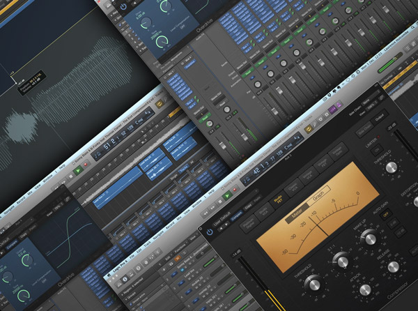 Producing Vocals in Logic Pro X