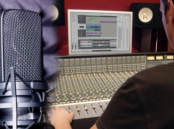 Producing Voiceovers with Logic
