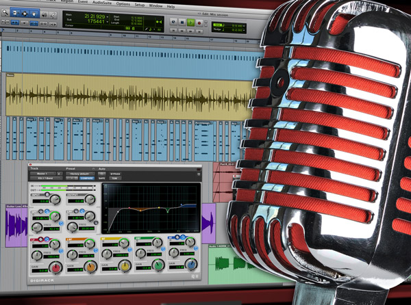 Producing Voiceovers in Pro Tools