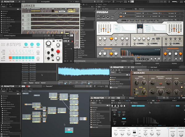 REAKTOR Know-How: The Basics