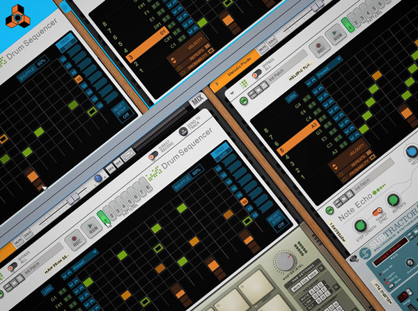 Reason Drum Sequencer Explained