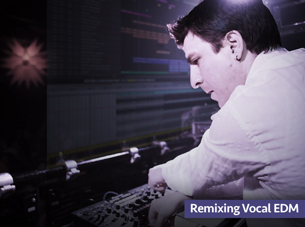 Remixing Vocal EDM