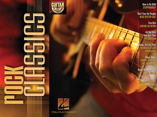 Rock Classics: Guitar Play-Along